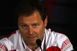 Vrijdag persconferentie: Aldo Costa, Scuderia Ferrari