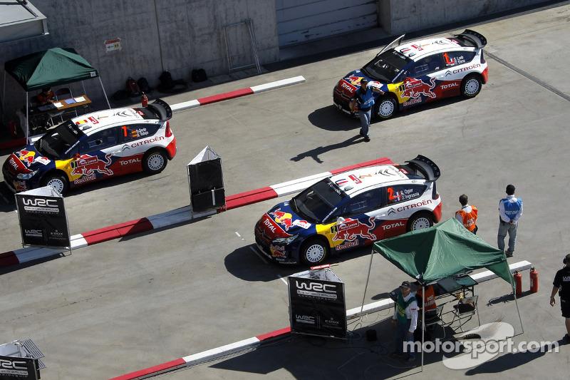 Citroën Total World Rally Team