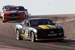 #62 Mitchum Motorsports Camaro GS.R: Ted Anthony Jr., Joey Atterbury