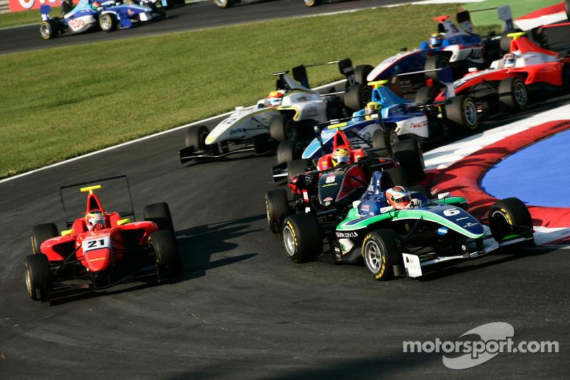 Daniel Morad rijdt voor Miki Monras, Rio Haryanto