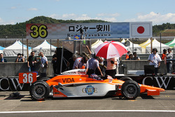 Roger Yasukawa, Conquest Racing