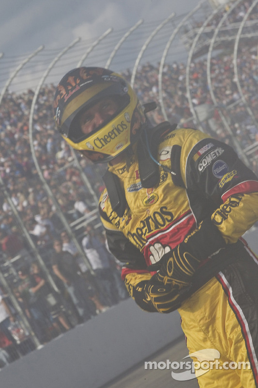 Race winnaar Clint Bowyer, Richard Childress Racing Chevrolet