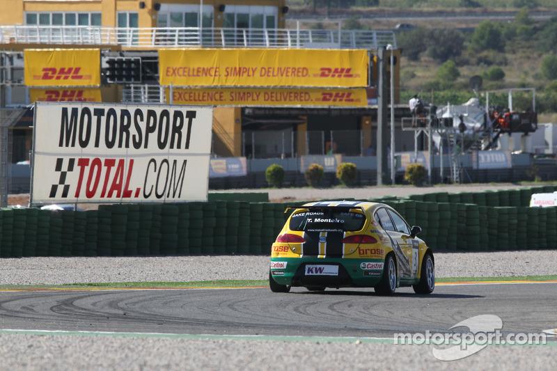 Tiago Monteiro SR-Sport Seat Leon 2.0 TDI