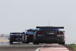 #12 Mad-Croc Racing Corvette Z06: Laurent Cazenave, Pertti Kuismanen
