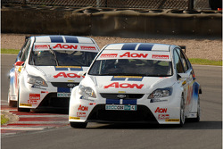 Tom Chilton leads Tom Onslow-Cole