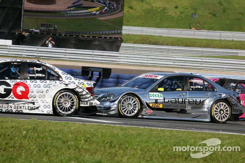 Start: Ralf Schumacher, Team HWA AMG Mercedes C-Klasse