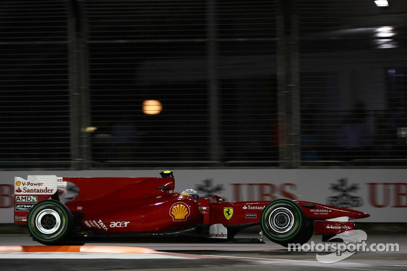 2010: Fernando Alonso, Ferrari F10