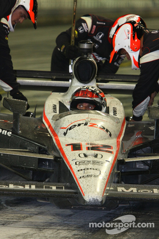 Probleem voor Will Power, Team Penske