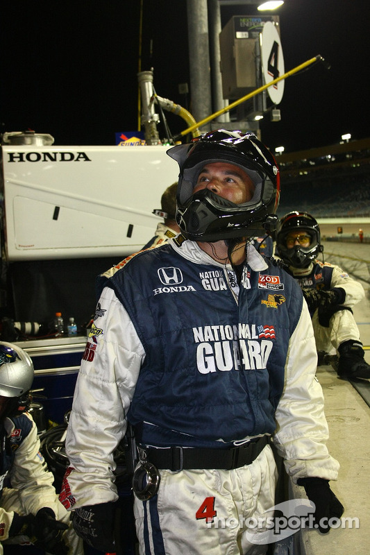 Panther Racing crewlid