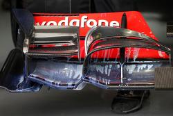 Aero boyası, ön kanat, Lewis Hamilton, McLaren Mercedes