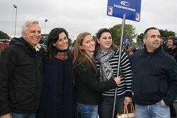 Felipe Nasr's family