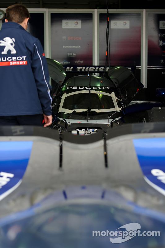 Garage de Peugeot