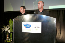 LMP driver championship: Simon Pagenaud and David Brabham