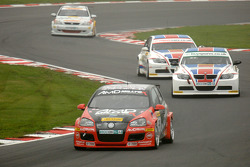 Shaun Hollamby leads Forster BMWs and Martyn Johnson
