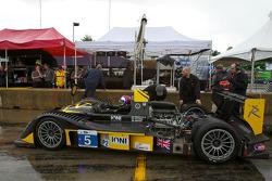 #5 Libra Racing Radical SR9 IES: Andrew Prendeville, Harri Toivonen, Peter Dempsey