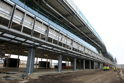 Silverstone construction