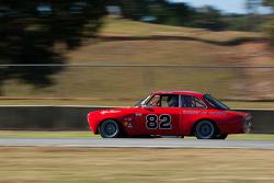 #82 8BS '66 Alfa Romeo GTV: Bill Abel