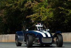 #7 3CP '62 Lotus Super 7: Denny Wilson