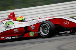 Alexeter Sims, ART grand Prix Dallara F308 Mercedes