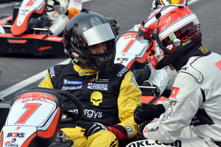 GT1 Karting in Navarra: Marc Hennerici