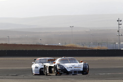 #33 Triple H Team Hegersport Maserati MC12: Bert Longin, Alex Müller
