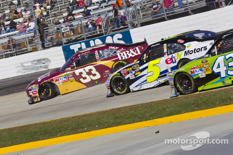 Spin voor Clint Bowyer, Richard Childress Racing Chevrolet