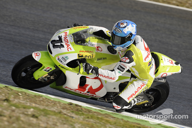 Carlos Checa, Pramac Racing