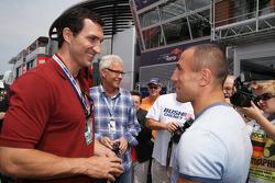 Wladimir Klitschko en Arthur Abraham