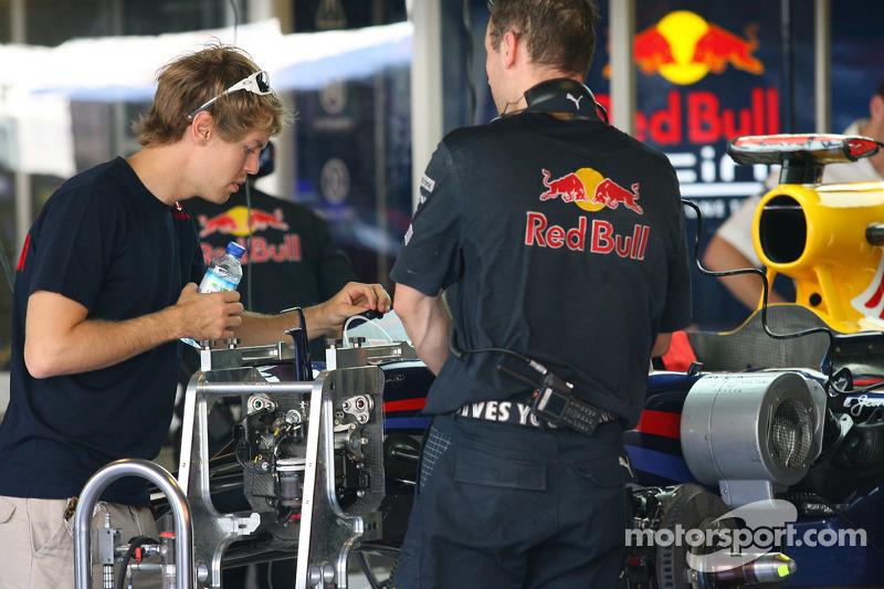 Vettel, un perfectionniste