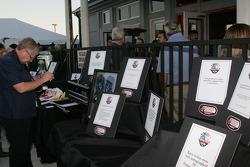 Asphalt Chef event: Silent Auction items