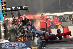 Larry Dixon, Al-Anabi Racing Hadman Dragster
