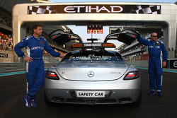 Bernd Mayländer safety car driver