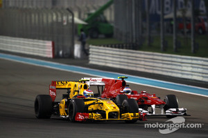 The 2010 Abu Dhabi GP is still a painful memory for Ferrari