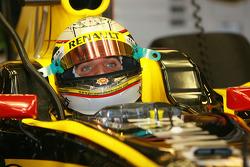 Jerome D'Ambrosio, Renault F1 Team