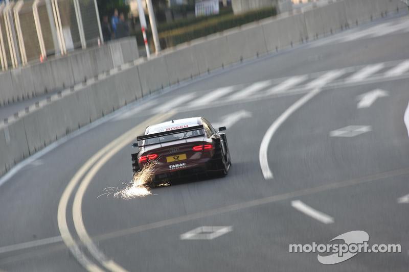 DTM, Shanghai 2010: Oliver Jarvis, Abt, Audi A4