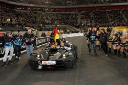 Michael Schumacher y Sebastian Vettel de Alemania