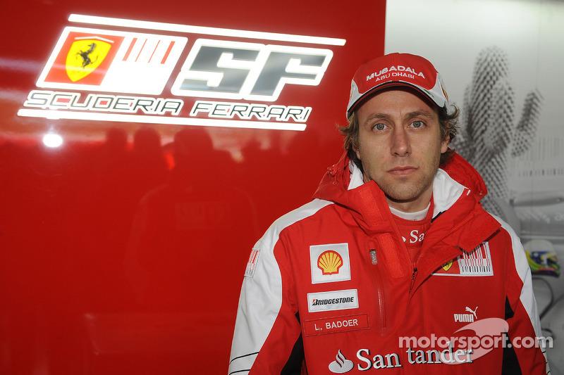 Лука Бадоер (50 гонок Ф1, 469 тестовых дней)