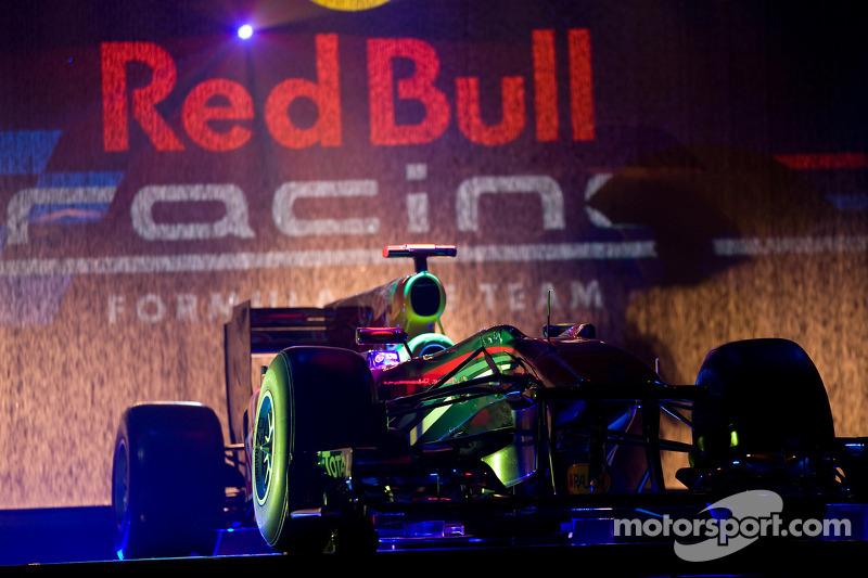 Red Bull F1 op de 2010 FIA Prize Giving Gala in Monaco
