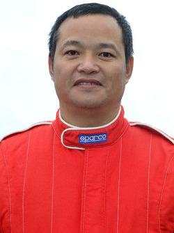 Team Dessoude: rijder Honghzi Guo