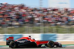 Jérome d'Ambrosio, Marussia Virgin Racing