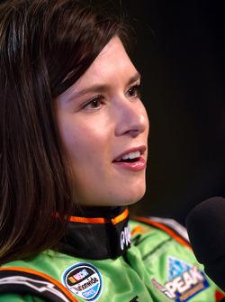 NASCAR Nationwide Series driver Danica Patrick