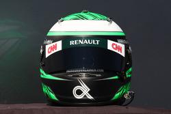 Heikki Kovalainen, Lotus helmet