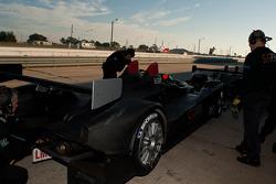 #06 CORE Autosport Oreca FLM 09: Gunnar Jeannette, Ricardo Gonzalez, R. Junco