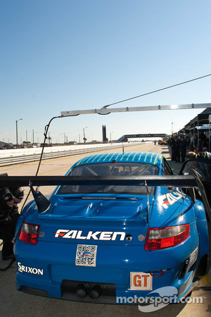 Team Falken Tire Porsche