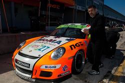 #27 NGT Motorsports Porsche GT3: Ludovico Manfredi