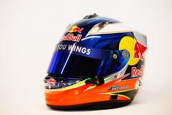 Daniel Ricciardo Test Driver, Scuderia Toro Rosso helmet