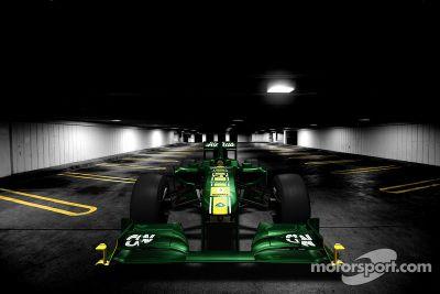 Team Lotus T128 launch