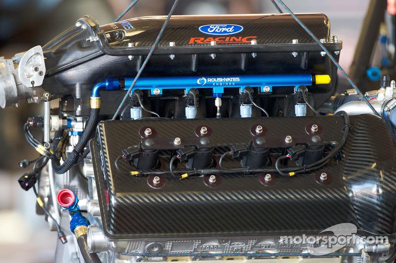 Ford Roush-Yates engine