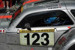 #123 Valspar Donkervoort Donkervoort D8 GT: Nick de Bruijn, Denis Donkervoort, Stéphane Wintenberger