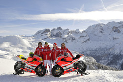 Ducati Desmosedici GP11 launch